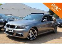 2010 10 BMW 3 SERIES 2.0 320D M SPORT TOURING 5D 181 BHP DIESEL - RAC DEALER