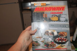Microwave Cookbook... NEW