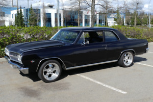 Chevelle 454 Four Speed