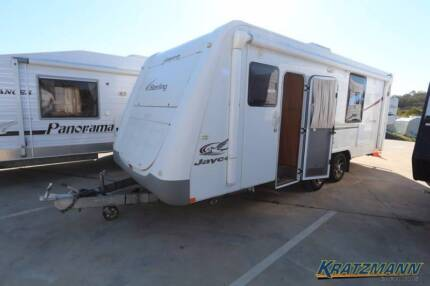 2010 Jayco Sterling Club Lounge, East West Bed, With Warranty!!