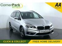 2018 18 BMW 2 SERIES GRAN TOURER 1.5 216D SPORT GRAN TOURER 5D 114 BHP DIESEL