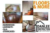 Floors and more from DanLee Construction