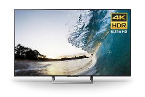 Sony 65-inch 4K HDTV