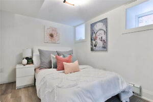 Immaculate Newly Renovated 2 Bedroom, 2 Bathroom Basement Suite