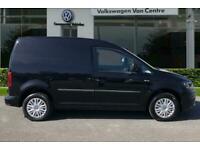 2017 Volkswagen Caddy C20 Panel Van Trendline SWB EU6 102 PS 2.0 TDI BMT 5sp Man