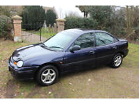 AUTOMATIC FAMILY CAR with only 41,000 miles - CHRYSLER NEON GLX - MOT Oct 2018