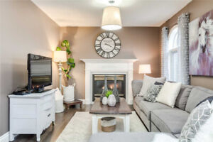 ***BREATHTAKING 2000+ SQ. FT HOME ON A 68 FT LOT IN COURTICE!