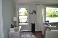 Clean and Bright 2 Bedroom House for Rent