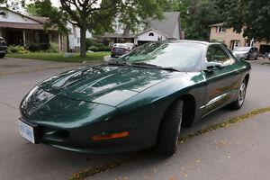 1994 Pontiac Firebird V6 - No Accidents, Stored Every Winter