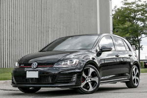 2016 Volkswagen GTI Autobaun Hatchback