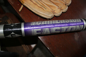 Like new Easton aluminum bat