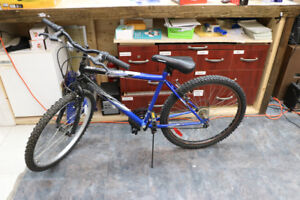 **ZOOM** Supercycle Bicycle - Blue  (#16502)