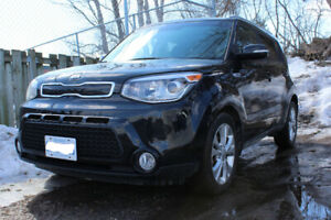 2016 Kia Soul - Factory Warranty left!