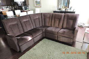 Sofa sectionnel ELRAN