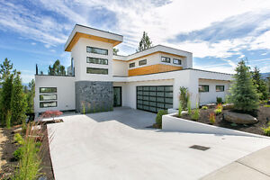 Contemporary Luxury Home - 1100 Westpoint Drive