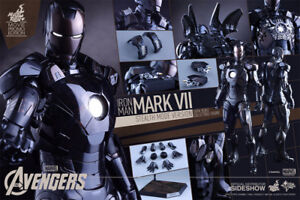 Hot Toys Iron Man Mark VII Stealth