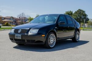 2000 Volkswagen Jetta - 5 Speed Manual