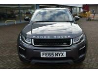 2015 Land Rover Range Rover Evoque 2.0 Evoque SE TEC 4x4 4x4 Diesel Manual