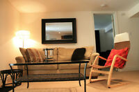 WATERDOWN EXECUTIVE APARTMENT - ALL INCLUSIVE!