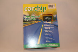 CARCHIP vehicle tracking and engine performance monitor