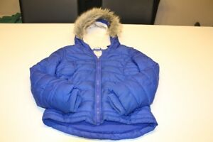 Girls size 8 Old Navy winter bomber jacket
