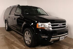 Ford Expedition Max 4WD Platinum 2017
