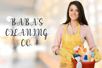 Residential Cleaning Service - Baba's Cleaning Co.