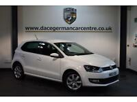 2014 63 VOLKSWAGEN POLO 1.4 MATCH EDITION 5DR 83 BHP