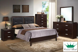 Brand NEW Elijah 6-Piece Queen Bedroom! Call 306-347-3311!