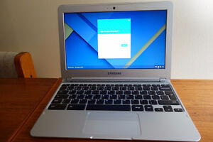 "Samsung Chromebook - 11.6"" LED, 16GB SSD, 2GB RAM, HDMI, USB3"