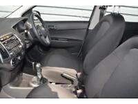 2013 Hyundai i20 1.2 Active (85 PS) Petrol silver Manual