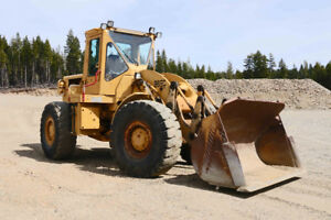 1972 Caterpillar 966C Loader