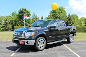 2012 Ford F-150 Lariat Pickup Truck*LOADED*NAVI*LEATHER*4X4