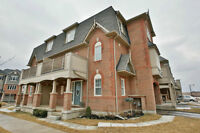 Brand New 3 Bedroom Townhouse for Rent in Milton!!