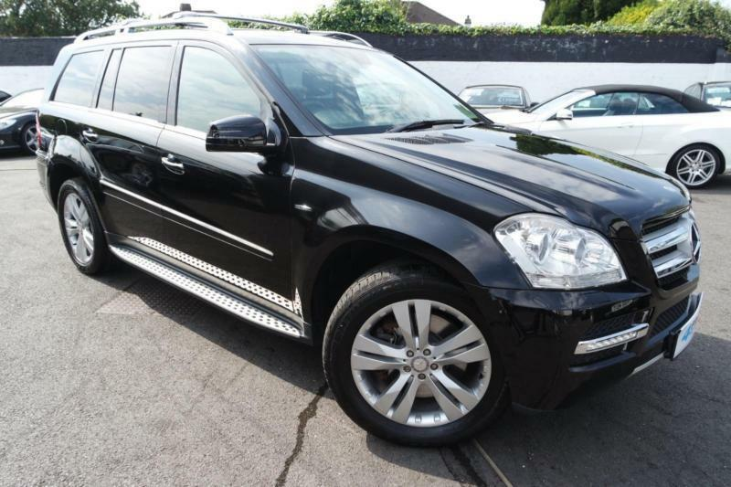 2011 mercedes gl class gl350 cdi blueefficiency 3 0 diesel for Mercedes benz gl class diesel