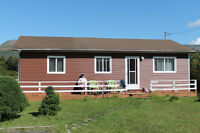 Cottage for Sale in Trout River, Gros Morne Park