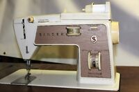 Singer Sewing Machine Model 750