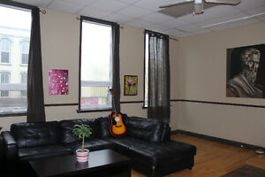 Downtown- 1 Large Bedroom- All inclusive -Available March 1/17