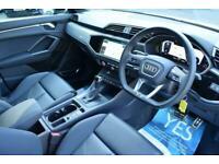 2020 Audi Q3 1.5 TFSI CoD 35 S line Sportback S Tronic (s/s) 5dr SUV Petrol Auto