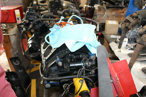 4.3 MERCRUISER  AND A 5.7 FROM CARB TO PAN MARCS MARINE