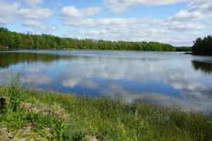 Bass River Waterfront Lot For Sale