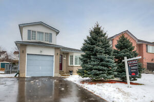 3 BEDROOM BACKSPLIT! OPEN HOUSE TODAY 2-4 PM!