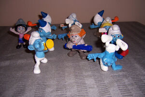 Simpson Miniatures and Smurf Lots $15 Each Cornwall Ontario image 4