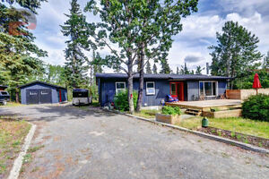 DOME REALTY INC. - MUST SEE IN HAINES JUNCTION!!! - 137A ALSEK