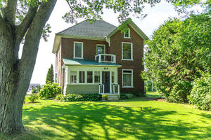 Beautiful Century Home On Just Under An Acre In Keene