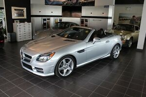 2015 Mercedes-Benz SLK350 Roadster