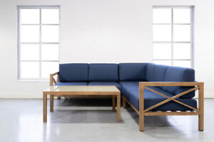 WAREHOUSE SALE!! - 4PC SECTIONAL - NEW IN BOX (was $1,500)