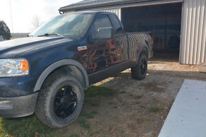 2005 Ford F150 FX 4