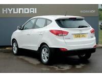 2012 Hyundai ix35 1.7 CRDi Style 2WD Diesel white Manual