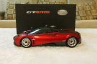 GT Autos Pagani Huayra (Red) 1/18 Scale Diecast Model Car